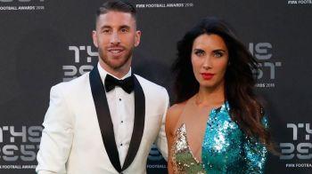 SOC pentru Sergio Ramos! Au aparut imagini cu viitoarea lui sotie COMPLET DEZBRACATA. FOTO