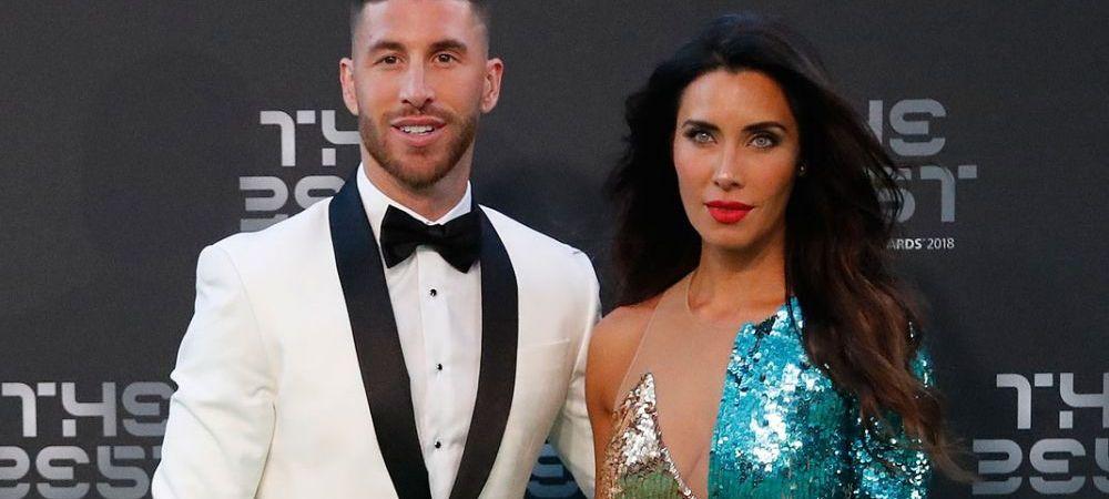 SOC pentru Sergio Ramos! Au aparut imagini cu viitoarea lui sotie COMPLET DEZBRACATA. FOTO | Sport.ro