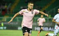 George Puscas, RETROGRADAT cu Palermo in Serie C! Veste teribila pentru golgheterul roman!