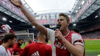 """Barcelona a batut la usa lui Ajax dupa eliminarea olandezilor din Liga si e aproape de al doilea transfer bomba! Sport Catalunya: """"Este o chestiune de zile!"""""""