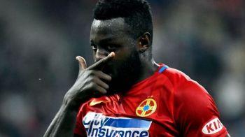 Gnohere a plecat din Romania! Dezvaluirea facuta de cel mai bun prieten al atacantului de la FCSB: unde vrea sa joace din sezonul urmator
