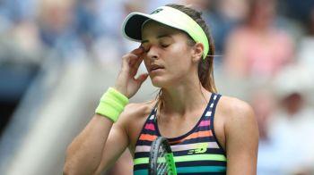 Jucatoarea care a anuntat ca nu merge la Roland Garros pentru ca are o forma rara de cancer, descoperita la un control stomatologic! Anul trecut a jucat cu Halep