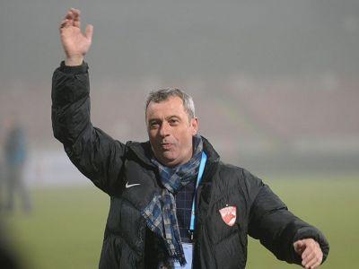 """Primul transfer al lui Rednic pentru atacarea titlului in 2020: """"Va semna saptamana viitoare"""". Ce jucator aduce la Dinamo"""