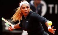 """Serena Williams, victorie la Roma dupa 2 luni. """"Sunt la fel de fioroasa!"""" Costumatia cu care a atras toate privirile. FOTO"""