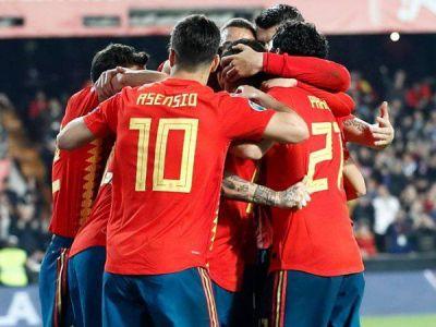 Noi abia gasim 11 jucatori, Spania poate face 11 echipe! Au atat de multi jucatori de valoare, incat pot juca doar ei la Euro 2020!