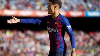 Coutinho, la un pas de plecarea de la Barcelona! Surpriza COLOSALA