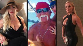 """Cum arata sotia cu 20 de ani mai tanara a lui Hulk Hogan: """"E iubirea vietii mele"""" FOTO"""