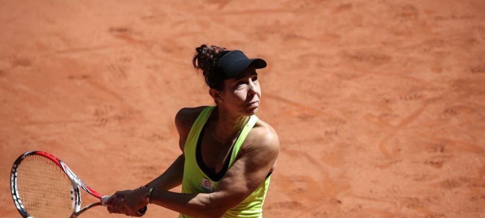 BUZARNESCU - OSAKA 3-6 3-6 | Mihaela Buzarnescu, OUT de la Roma! Osaka, de neoprit in fata romancei