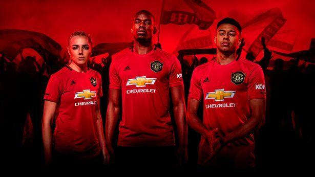 Noul echipament Manchester United 2019/2020
