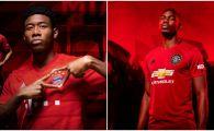 Man.United, Bayern, Juventus si Chelsea si-au lansat echipamente noi pentru sezonul 2019/2020! Ce surprize pregatesc Barca si Real. FOTO