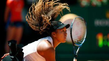 Naomi Osaka, in optimi la Roma! Buzarnescu arbitreaza lupta cu Simona Halep! Singurul mod in care japoneza poate fi detronata in clasamentul WTA