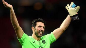 """Gigi Buffon a confirmat negocierile: """"Aceasta oferta ma face foarte fericit!"""" Cu cine semneaza italianul la 41 de ani"""