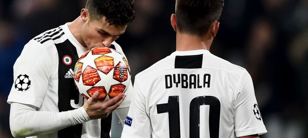 "Prima ""victima"" a lui Cristiano Ronaldo la Juventus! Dybala este gata sa plece: ""Mai multi jucatori nu se simt bine acolo"""