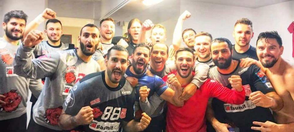 Dinamo, aproape de al 4-lea titlu consecutiv! Handbalistii dinamovisti fac ceea ce fotbalistii nici nu mai viseaza