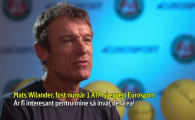 "Mats Wilander ar fi vrut sa fie antrenorul Simonei Halep! ""E favorita la Roland Garros"" Suedezul i-a ales si adversara din finala de la Paris"