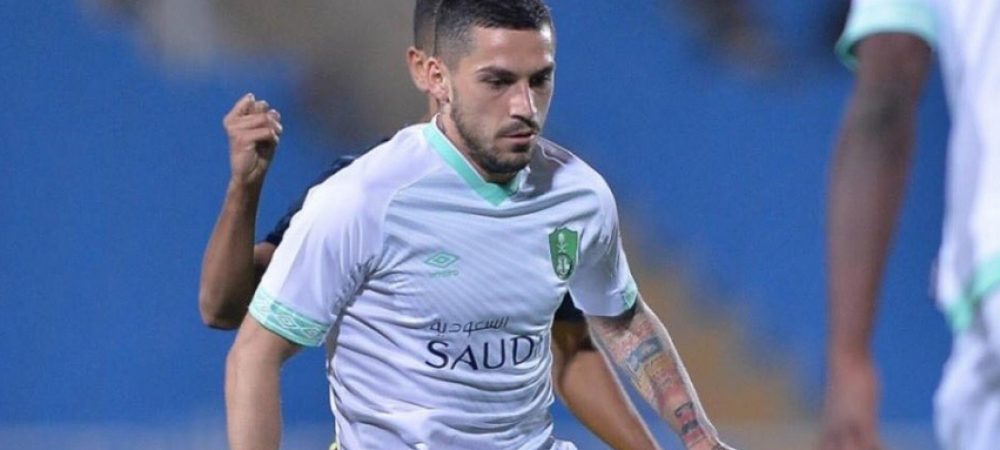 """Probleme mari pentru Stanciu dupa ce A FUGIT de la Al Ahli! Anuntul facut de club: """"Este o mare minciuna!"""""""