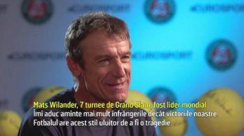 Explicatia geniala a lui Mats Wilander: de ce fotbalul este si va ramane cel mai tare sport de pe planeta