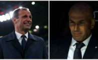 Plecarea lui Allegri de la Juventus declanseaza nebunia! Efectul de DOMINO care o poate lasa pe Real Madrid fara Zidane