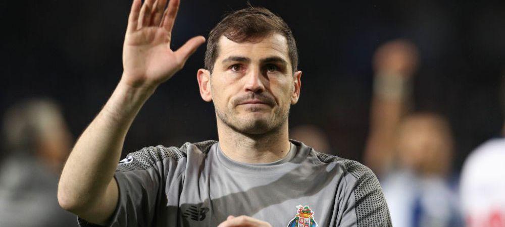 """Casillas nu a mai rezistat dupa ce presa i-a anuntat finalul carierei: """"Retragere...lasati-ma sa fac eu anuntul!"""" Reactia legendarului portar"""