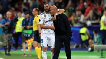 """Benzema, discurs impresionant despre Zinedine Zidane! """"Este ca un frate mai mare pentru mine"""" Ce a spus de plecarea lui Cristiano Ronaldo!"""