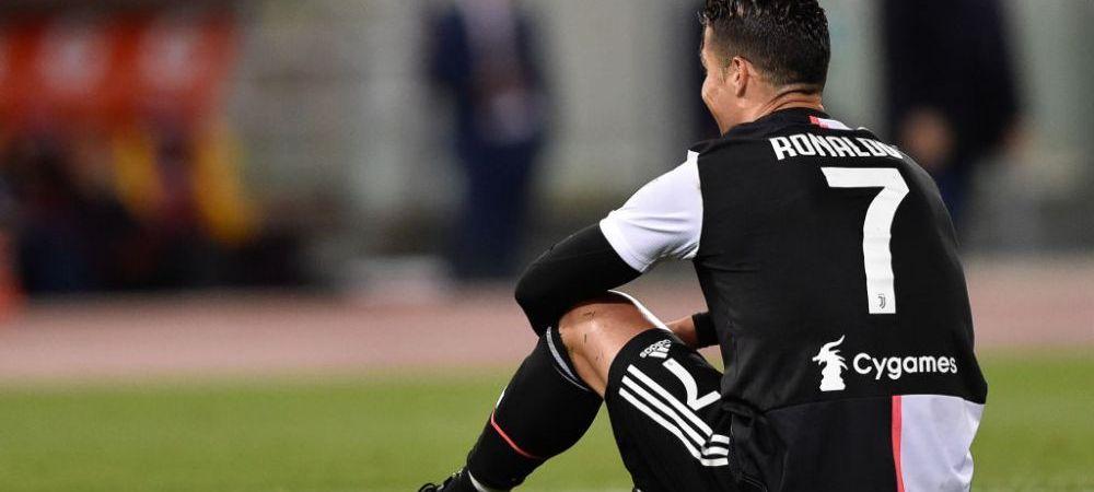 Reactia incredibila a lui Cristiano Ronaldo cand Allegri i-a anuntat pe jucatori ca pleaca! Ce s-a intamplat in vestiarul lui Juve: antrenorul a izbucnit in plans