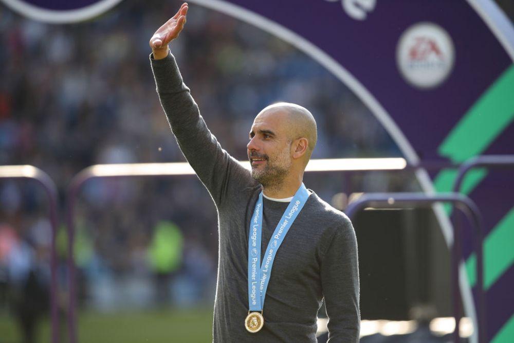 MAN CITY - WATFORD, finala Cupei Angliei   Declaratia GENIALA a lui Guardiola inaintea meciului! Ce a spus despre performanta fara precedent a lui City