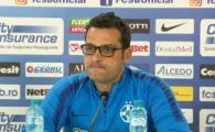 """Ultima conferinta a lui Mihai Teja la FCSB! Declaratie surprinzatoare dupa ce a fost DAT AFARA: """"Mi se pare normal! Eu am venit doar pentru performanta, nu pentru bani!"""""""