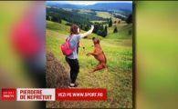 """Apelul facut de o jucatoare de handbal! Ofera recompensa de 2.000 de euro dupa ce i-a disparut cainele: """"E copilul meu! Este singurul exemplar din Romania"""""""