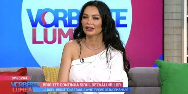 Mesajul lui Brigitte pentru Ilie Nastase, proaspat casatorit:  A fost alaturi de mine 8 ani de zile...