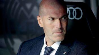 Nu mai e cale de intoarcere! Decizia luata de Zidane la ultimul meci al sezonului! Real Madrid a pierdut pe propriul teren cu Betis