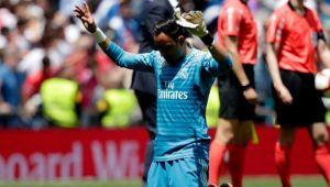 Keylor Navas a jucat ultimul meci pentru Real Madrid! Portarul si-a luat adio de la suporterii de pe Santiago Bernabeu! Imagini emotionante!