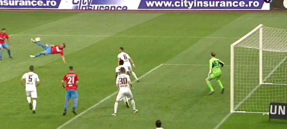 FCSB 1-0 CFR CLUJ | Teixeira marcheaza un gol FABULOS si FCSB termina campionatul la 2 puncte de CFR! A fost ultimul meci pentru Teja la FCSB!
