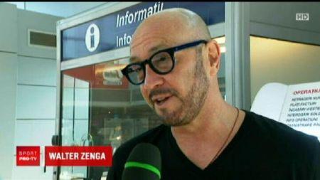 Propus la FCSB, Zenga a venit deja in Romania! EXCLUSIV:  Normal ca imi doresc! Gigi stie unde sunt! . VIDEO