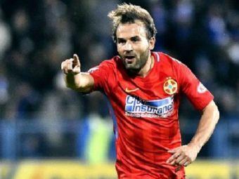 """FCSB - CFR CLUJ 1-0   Teixeira a facut anuntul in privinta viitorului sau imediat dupa ce a dat """"golul carierei"""""""