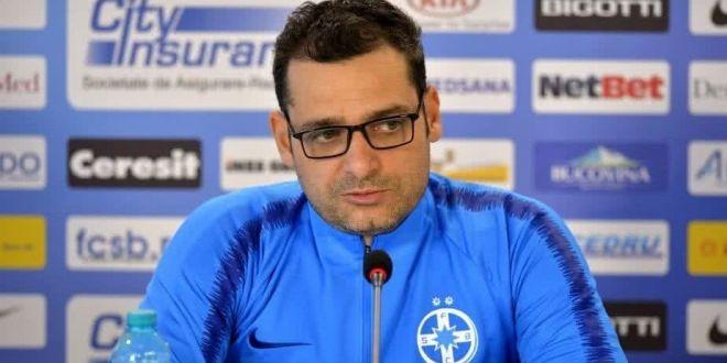FCSB - CFR Cluj 1-0 | Ce s-a intamplat la finalul partidei in vestiarul FCSB! Mihai Teja, aplaudat de jucatorii sai! Ce le-a transmis!
