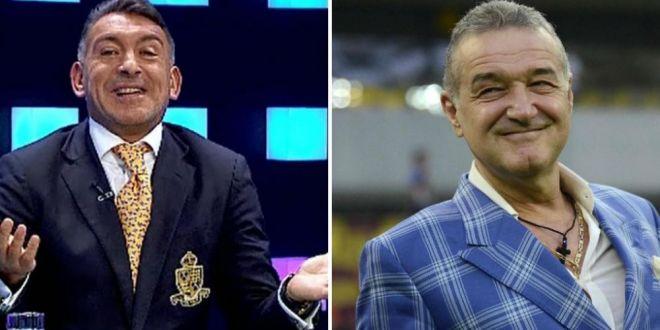 Propunerea pe care Ilie Dumitrescu i-a facut-o lui Gigi Becali, in direct la TV:  Ar fi ideal