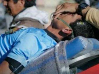 Tragedie INCREDIBILA: arbitru mort pe teren! S-a prabusit in timpul unei faze! VIDEO