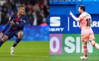 """Mbappe, mesaj transant la adresa lui Lionel Messi: """"Nu am nimic de pierdut!"""" Cei doi se lupta pentru Gheata de Aur in acest sezon"""