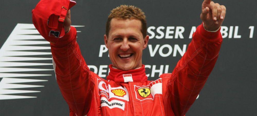 """Decizia luata de familie in privinta lui Michael Schumacher: """"Motive de speranta!"""" Anunt de ULTIMA ORA!"""