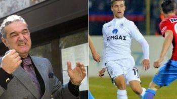 Darius Olaru, cale libera catre FCSB! Cati bani trebuie sa plateasca Gigi Becali pentru transfer
