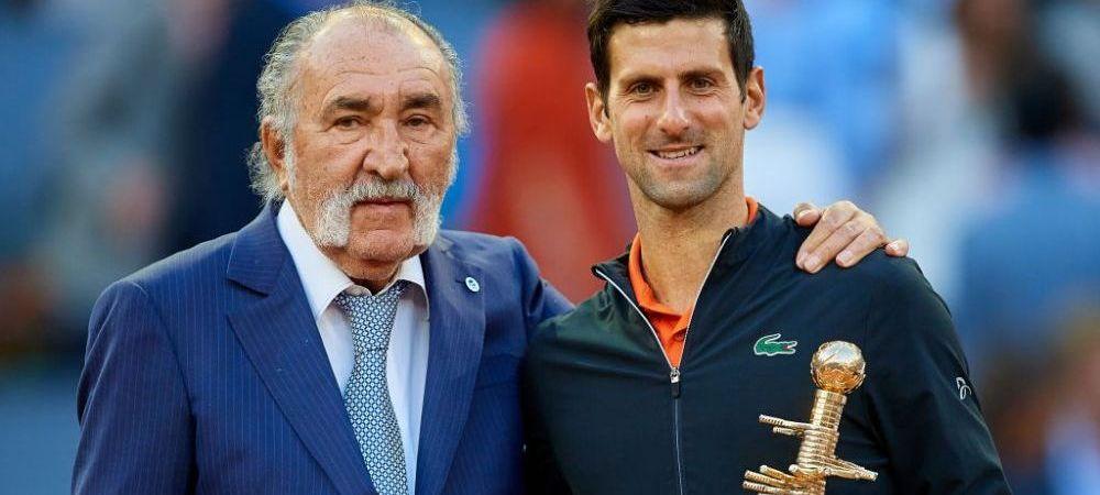 "Ion Tiriac, gata sa candideze! ""Ar fi o lovitura importanta de imagine"" Miliardarul este gata sa se intoarca in sportul romanesc!"