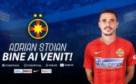 Cu cine semneaza Adrian Stoian dupa ce a fost dat afara de FCSB! Mijlocasul a jucat doar 2 meciuri pentru ros-albastri in 2019