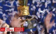 VIDEO | Italienii l-au prins pe Ronaldo :) Greseala facuta de starul portughez dupa primul titlu castigat cu Juventus
