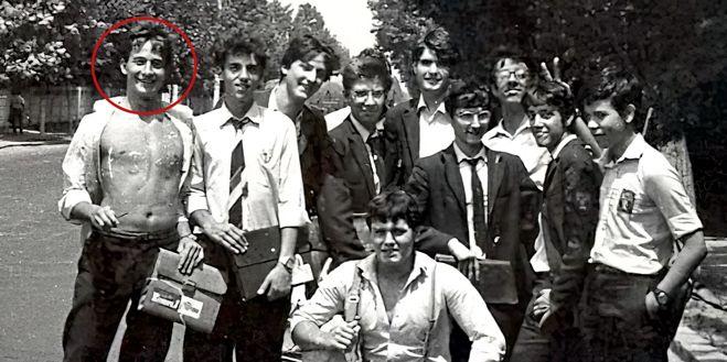 Radu Mazăre, în liceu: bdquo;Scăpați de mine, stați să vedeți când vin frații mei, gemenii!