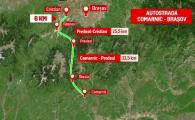 "Autostrada Comarnic-Brasov, construita de chinezi si turci. ONG-uri: ""Este o gluma proasta"""