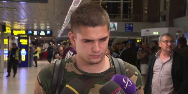 Razvan Marin poate rata participarea la EURO!  Chiar este o situatie foarte delicata  Ce a spus fotbalistul la revenirea in tara!