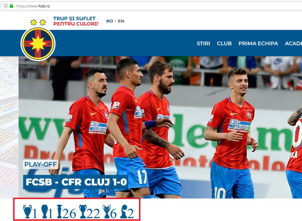 FCSB si CSA Steaua, la pachet! Magazinele oficiale, care vand produse cu insemnele clubului, sunt administrate de aceeasi companie!