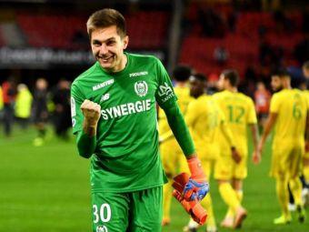 Ciprian Tatarusanu si-a gasit echipa! Cu cine a batut palma dupa ce a fost tras pe linie moarta de Nantes