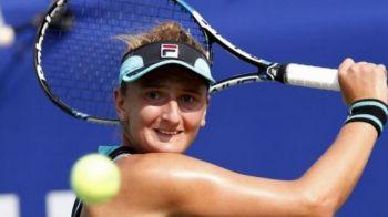 Irina Begu, infrangere RUSINOASA la Nurnberg: a pierdut in primul tur cu locul 523 WTA! Urmeaza Roland Garros