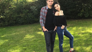 Cum arata sora lui Razvan Marin! Bruneta focoasa care il va sustine din tribunele Amsterdam Arena